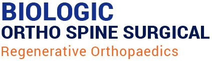 Biologic Ortho Spine Surgical Regenerative Orthopaedics